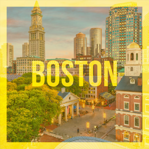 Boston Massachusetts Tours