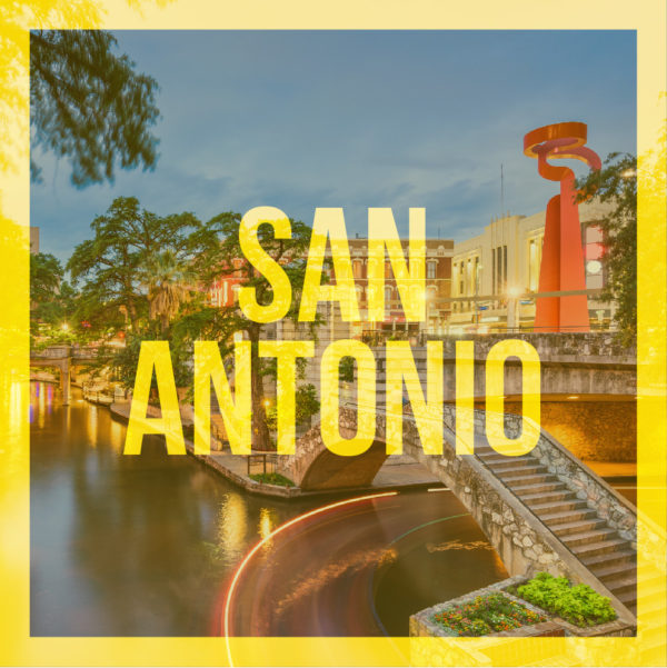 San Antonio Texas Tours